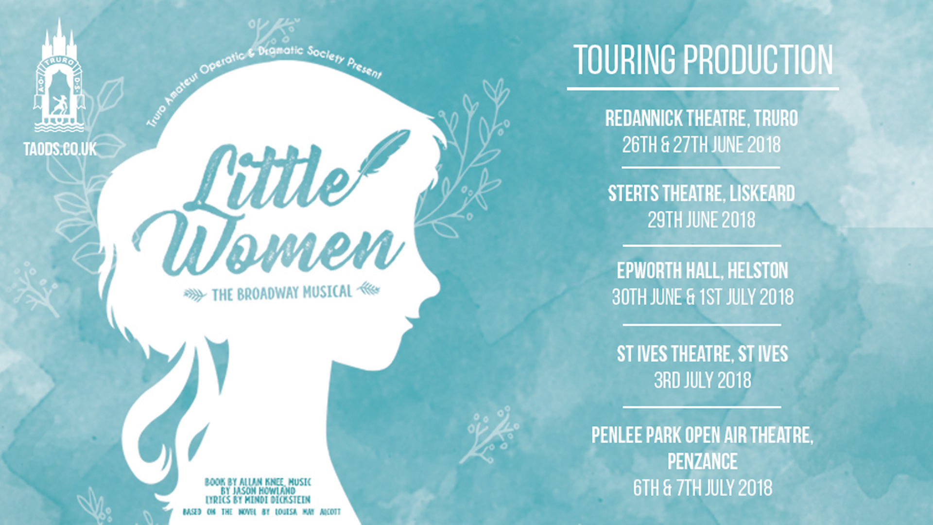Little Women the Musical Truro